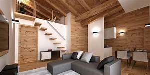 Vendita Appartamento In Baita Di Montagna Al Melezet  Case