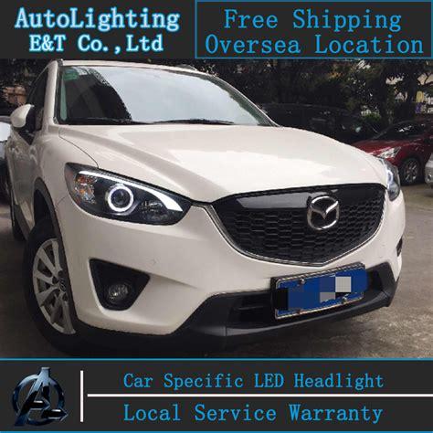 car styling mazda cx 5 headlights 2011 2014 cx5 led