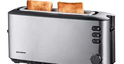 langschlitztoaster 4 scheiben haushaltswaren langschlitztoaster toaster 4 scheiben