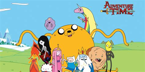 8 Facts You Didn't Know About 'adventure Time,' Even If