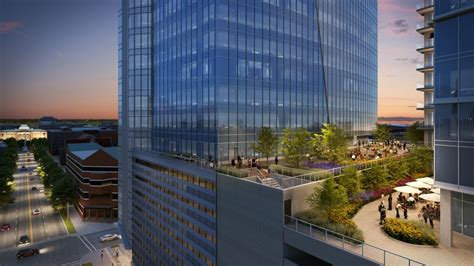 'Raleigh Crossing' is name for new 3 tower project from