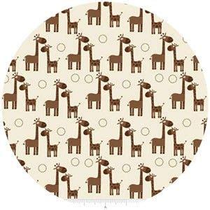 riley blake giraffe crossing giraffe cream  images