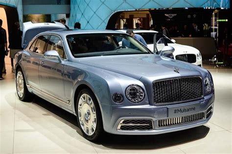 2016 Bentley Mulsanne Car News And Expert Reviews