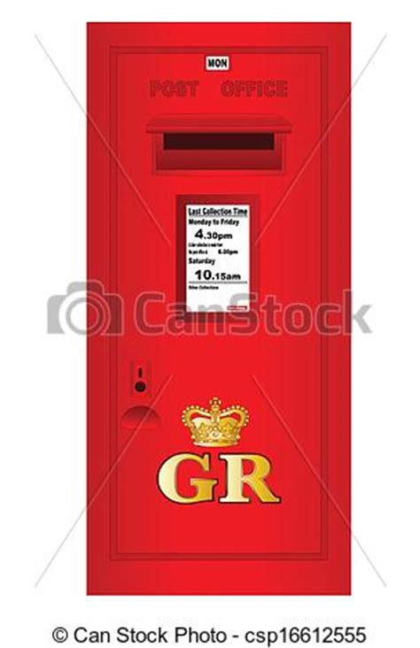 traditional british georges reign postbox tradition