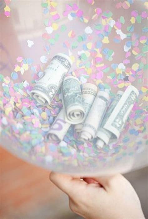 originelles hochzeitsgeschenk geld originelles geldgeschenk im ballon geldgeschenke ballon d 39 or und hochzeit