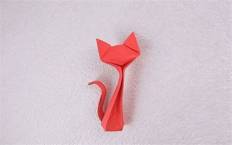 diy cute origami kitty