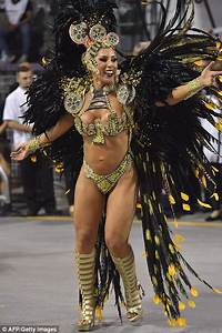 Brazil's Rio carnival of dancing and wild costumes gets ...