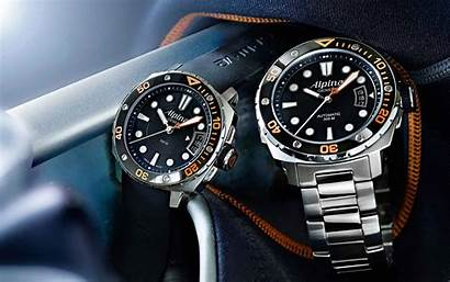 Watches Wallpapers Divers Diver Ladies Seiko Alpina
