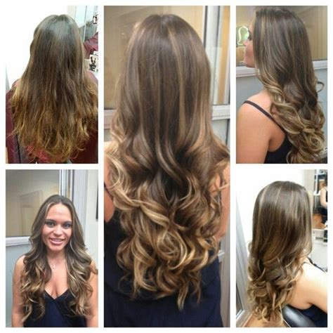 Different Types Hair Dye by Flamboyage Ombre Highlights By Diana Flamboyage