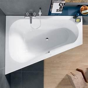 Loop And Friends : villeroy boch loop friends corner bath left version white uba175lfo9liv 01 reuter shop ~ Eleganceandgraceweddings.com Haus und Dekorationen