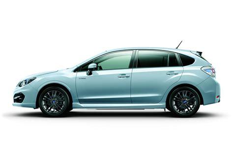Subaru Impreza Sport Hybrid Launched In Japan [38 Photos]