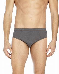 Reebok 5-Pack Low-Rise Briefs in Gray for Men | Lyst