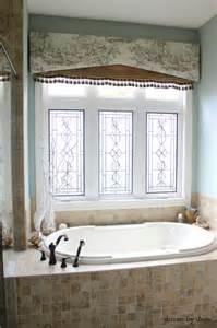 bathroom window dressing ideas window treatments for those tricky windows driven by decor