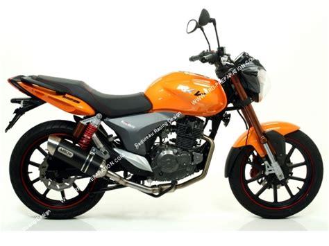 pot d 233 chappement arrow racing pour moto keeway rkv 125cc 4t a partir de 2011 www rrd