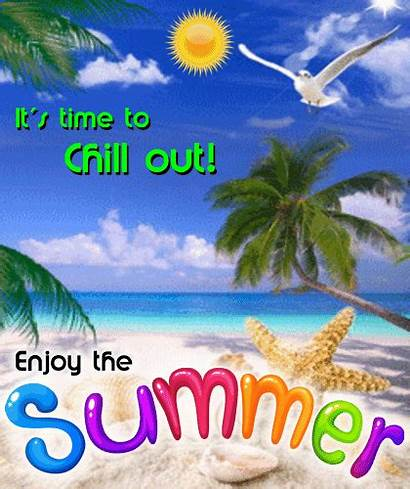 Summer Chill Fun Its Beaches 123greetings Card