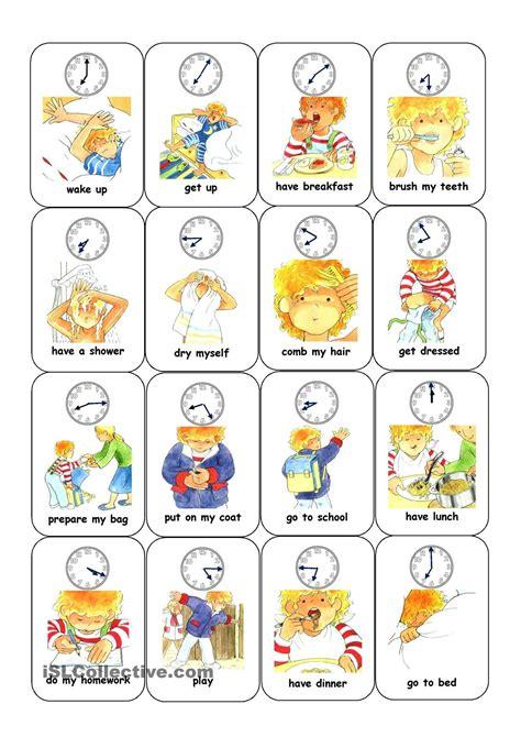 click print document inglese immagini  scuola