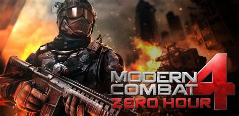 modern combat 4 update update gameloft s modern combat 4 zero hour is now available in the play store