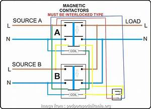 Electrical Changeover Switch Wiring Diagram Top Generator