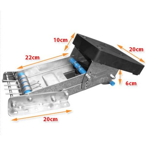 Small Boat Engine Mounts by Outboard 40kg Max 30hp Mount Motor Engine Bracket Boat