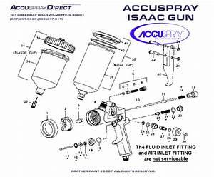 Accuspray Parts Diagram
