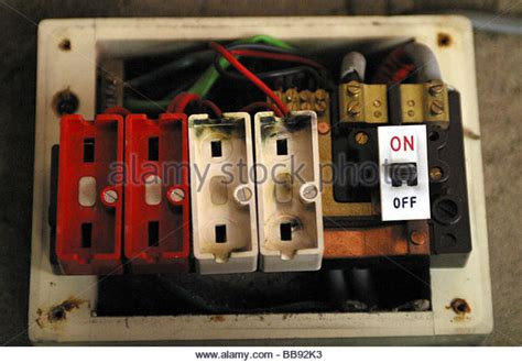 Burnt Breaker Fuse Box by Fuses Fuse Box Stock Photos Fuses Fuse Box Stock
