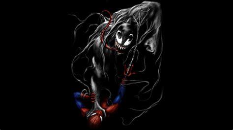 Digital 1080p Venom Iphone Wallpaper by Wallpaper Venom Spider Black Background