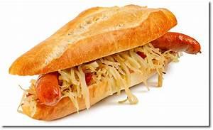 Hot Dog Belegen : bayerisches kraut hot dog rezept ~ Orissabook.com Haus und Dekorationen