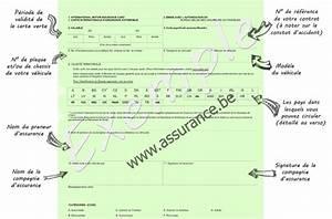 Carte Verte Assurance : quelques liens utiles ~ Gottalentnigeria.com Avis de Voitures