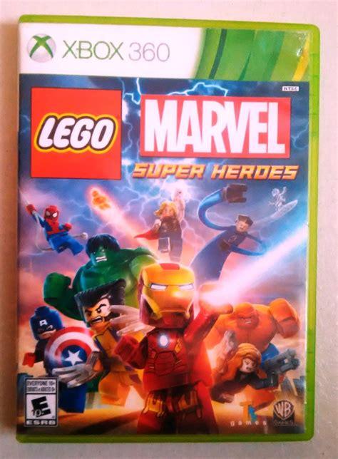 Inicio » juegos xbox 360 » lego batman 2 dc super heroes (region free) multilenguaje (español) xbox 360 descargar juego full. Lego Marvel Super Heroes Xbox 360 - $ 260.00 en Mercado Libre