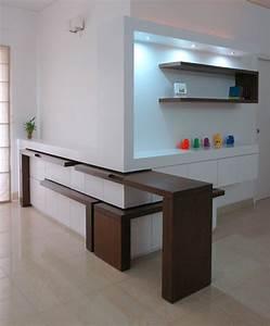 idees simples de gain de place en cuisine terre meuble With meuble gain de place cuisine