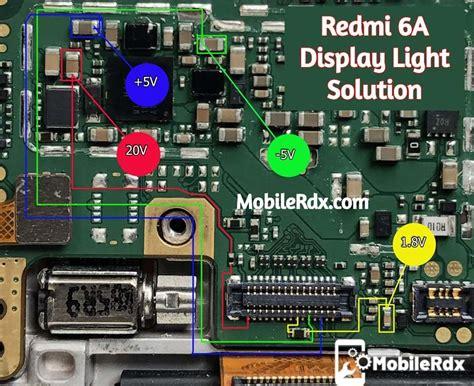 redmi  display light solution backlight ways light