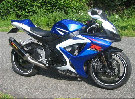 Suzuki 750 Gsxr by 2007 Suzuki Gsx R 750 Moto Zombdrive