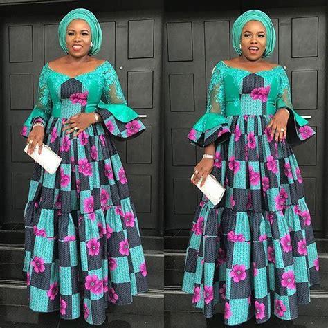 latest nigerian fashion styles  modern dresses