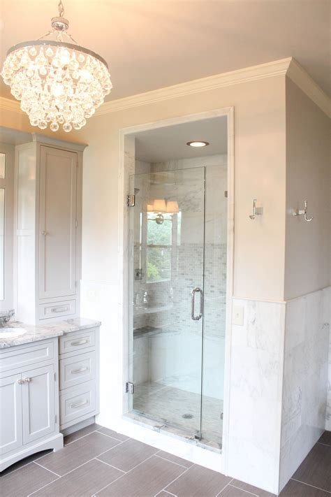 walk in bathroom fixtures   no master suite is complete