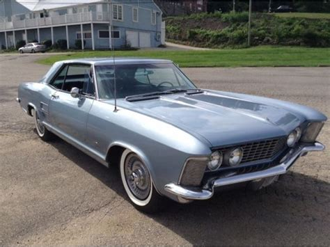 Used Buick Cars For Sale By Owner by 1963 Buick Riviera Classic Car Sale By Owner In Virgie