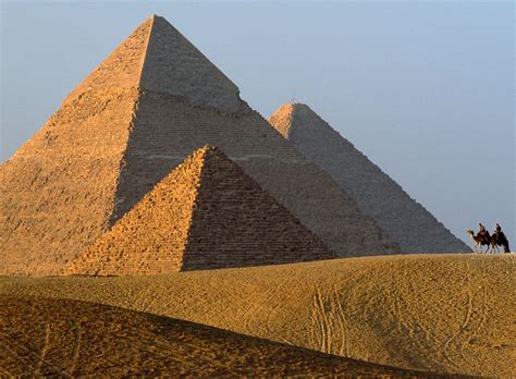 Giza Pyramids Beautiful Places To Visit