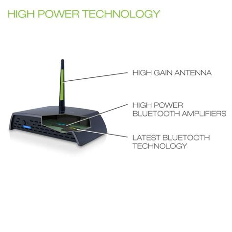 ed wireless range bluetooth speaker adapter btsa1 ed computers