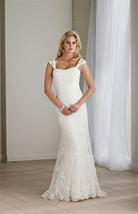 Wedding dresses for older brides over 40 50 60 70 for Wedding dresses for brides over 60