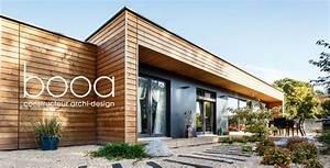 les 25 meilleures idees de la categorie plan maison 120m2 With plan de maison cubique 16 booa constructeur francais nouvelle generation