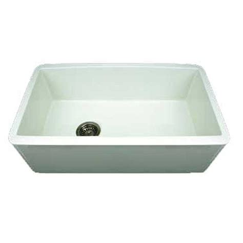 30 apron front sink white duet reversible farmhaus apron front fireclay 30 in