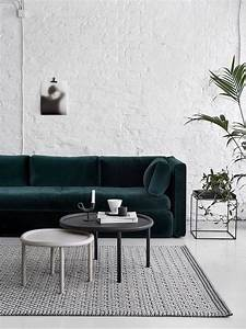Sofa Samt Blau : die gr ne samt couch ja oder nein alles was du brauchst um dein haus in ein zuhause zu ~ Sanjose-hotels-ca.com Haus und Dekorationen