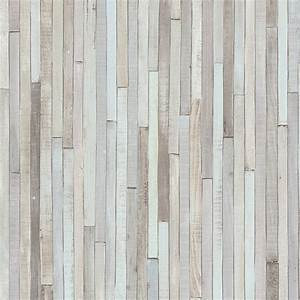 Distressed Wood Look Wallpaper - WallpaperSafari