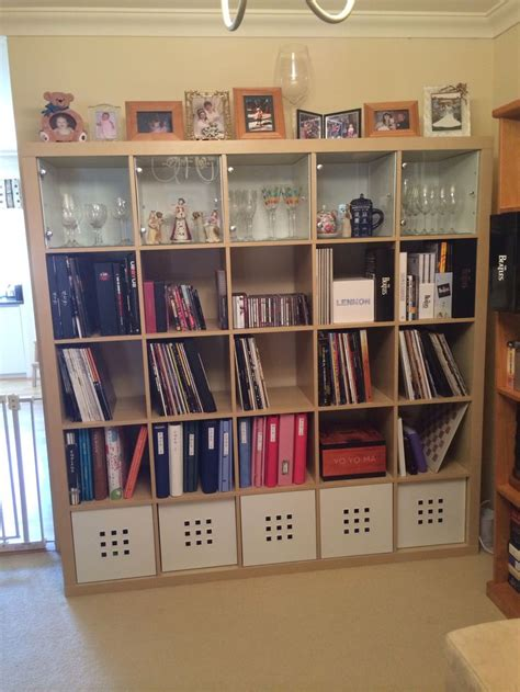 Ikea Expedit Bookcase Dimensions by Ikea Expedit Bookcase 5x5 Worked Out Brilliantly For What