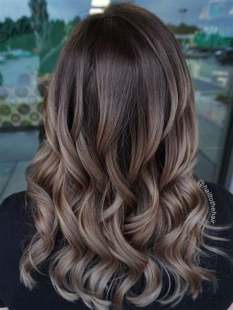 Hair Color Ideas For Brunettes Health