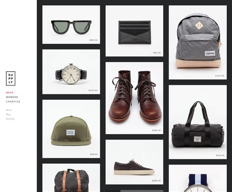 New Template Supply — The Official Squarespace Blog