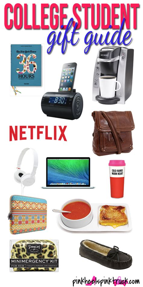 christmas gifts for college freshmen gift guide for college students college students and gift
