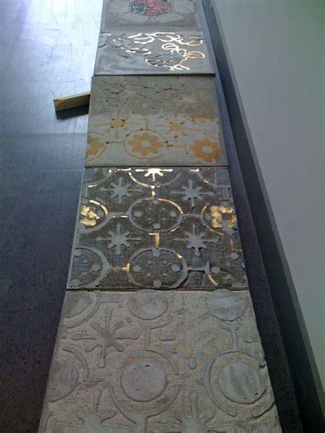 polished concrete tiles tactility factory concrete fabric come true 1567