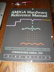 Download Amiga Hardware Reference Manual  Amiga Technical