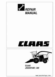 Claas Jaguar 675