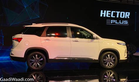 MG Hector Plus India Launch Only After July 2020